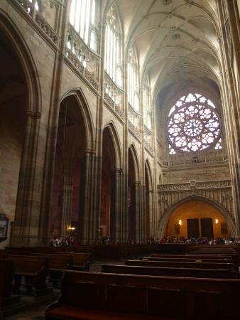 Saint Vitus cathedral, Prague, Czech Republic Stock Photo - 15103559