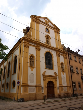 Orthodox church of Saints Cyril and Methodius, Wroclaw, Poland Stock Photo - 15484654