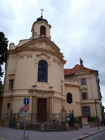 St Ursula Grammar School, Kutna Hora, Czech Republic