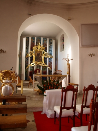 stary: Former Greek Catholic Church, now Catholic church of Our Lady of Czestochowa, Stary Brus, Poland
