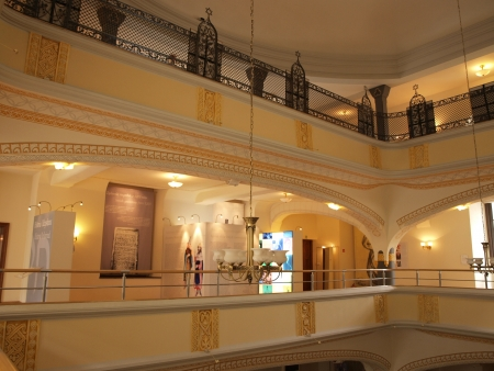 dolnoslaskie: The renovated White Stork synagogue, Wroclaw, Poland Editorial
