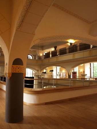 dolnoslaskie: The renovated White Stork synagogue, Wroclaw, Poland Editorial