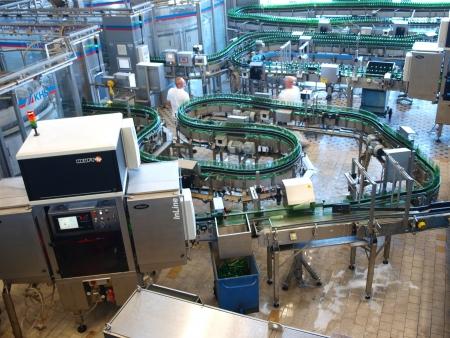 food and drink industry: Budweiser birra, Ceske Budejovice, Repubblica Ceca