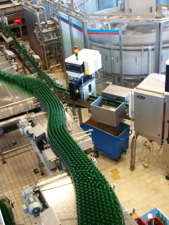 Budweiser brewery, Ceske Budejovice, Czech Republic