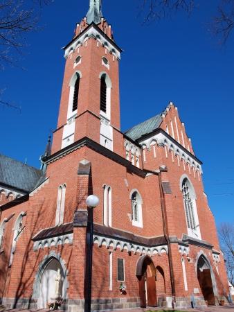 lubelszczyzna: Sanctuary of Our Lady of Kębło, Wąwolnica, Poland