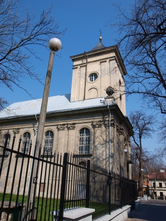 evangelical: Evangelical church, Lublin, Poland