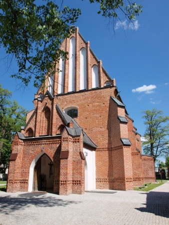 lubelszczyzna: Church of St Thomas The Apostole and Stanislaus The Bishop and Martyr, Piotrawin, Poland