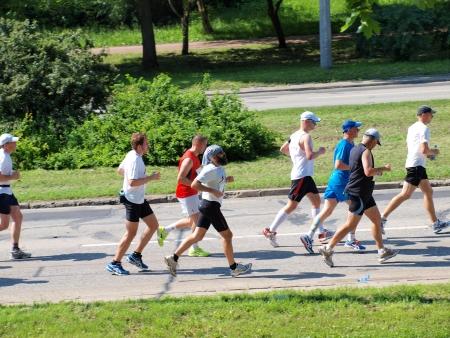 lubelszczyzna: The first Lublin Marathon, 8th June 2013, Lublin, Poland Editorial