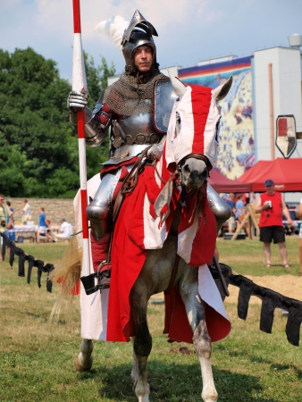 reconstructing: XV International Knight Tournament, Szydlow, Poland, 28th July 2013 Editorial