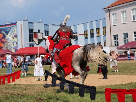 swordsmanship: XV International Knight Tournament, Szydlow, Poland, 28th July 2013 Editorial