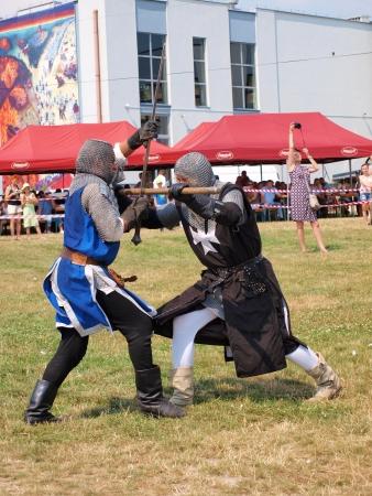 reconstruct: XV International Knight Tournament, Szydlow, Poland, 28th July 2013 Editorial