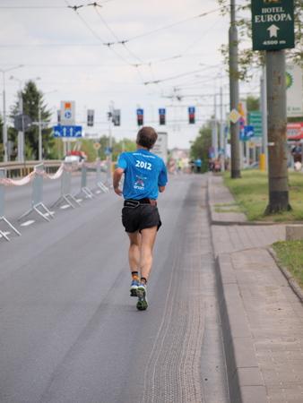 lubelszczyzna: Second Lublin Marathon May 11th 2014, Lublin, Poland