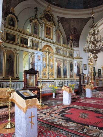 lubelszczyzna: The Orthodox Church of the Nativity of the Mother of God,  Wlodawa, Poland