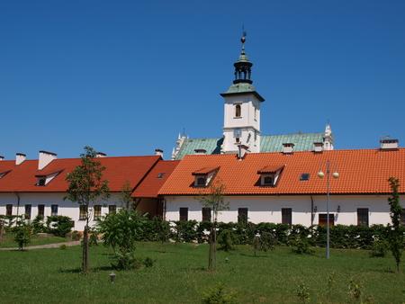 monastic sites: Rytwiany hermitage, Poland