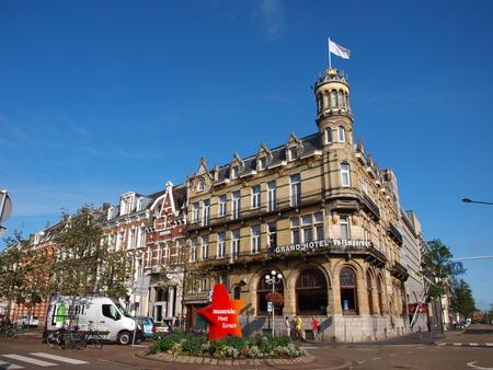 Maastricht, la ciudad del tratado de la Unión Europea, Países Bajos Editorial