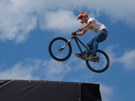 lublin: Lublin Sportival, the Festival of Extreme Sports, Lublin, Poland 2015