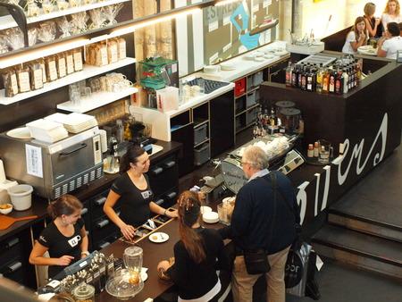 desecrated: Selexyz book shop in Maastricht, Netherlands Editorial