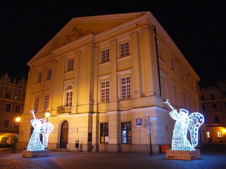 angeli: Christmas in Lublin, Poland