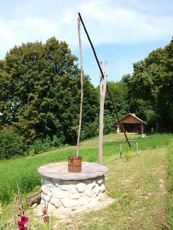 utopian: Mites rural landscape of the region, disorder, Poland
