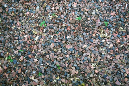 photo, jpg, crushed stone             Stock Photo - 17278039