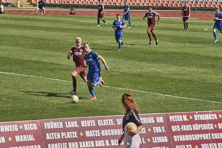 Regional league game BFC Dynamo against VSG Altglienicke