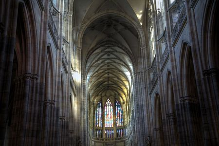 god box: The Big Cathedral in Prague, The Czech Republic