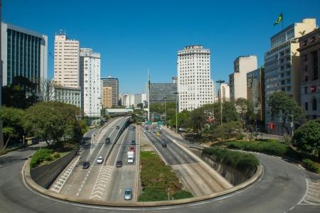 Sao Paulo, Brazil Standard-Bild
