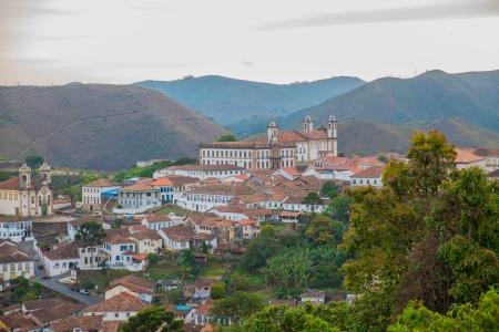 iron oxide: Ouro preto, Minas Gerais, Brazil