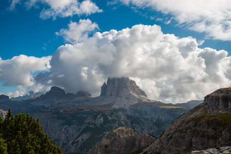 Dolomites at South Tyrol, Italy