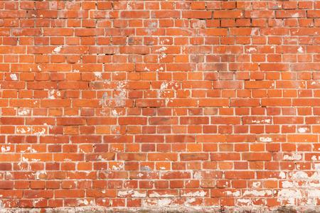 inhospitable: brick wall background  Stock Photo
