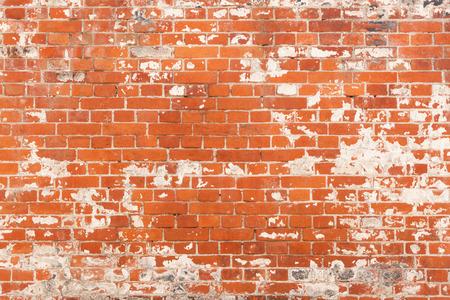 inhospitable: brick wall background
