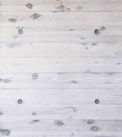 Concrete wall with wood grain