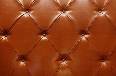 Sofa leather closed up 免版税图像