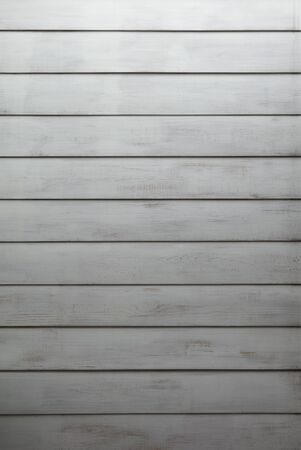 white painted wooden wall 免版税图像