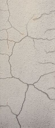 Cracked wall background