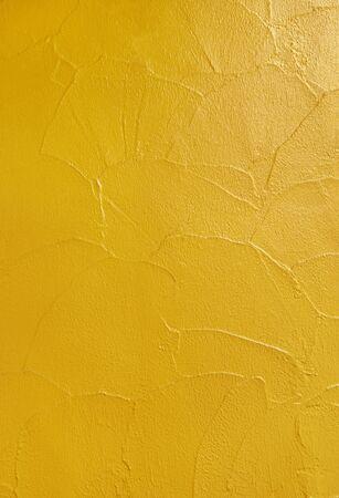 yellow wall background 免版税图像