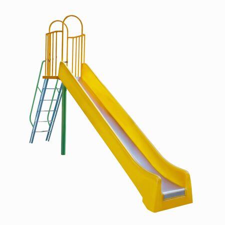 Slides for playground equipment