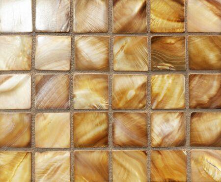 Natural stone tile wall 免版税图像