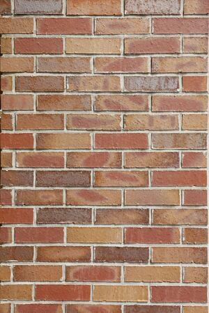 fond de mur de brique Banque d'images