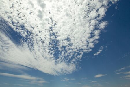 Abstract bright sky surface background 写真素材