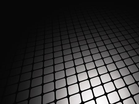 light reflex: Vector illustration of abstract light on the floor