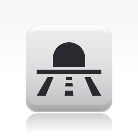 galley: Vector illustration of single isolated galley icon