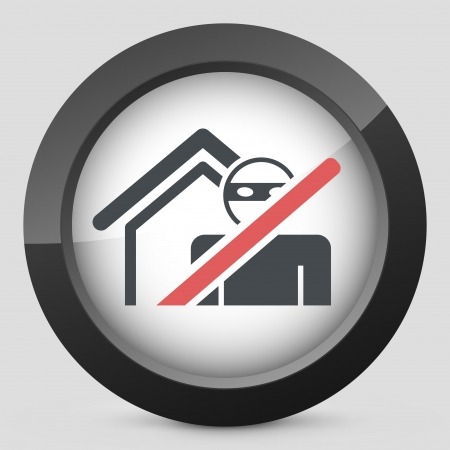 Thief security concept