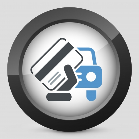Car document icon