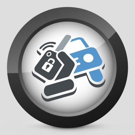 remote lock: Llave del coche
