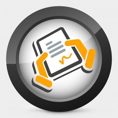 ratificaci�n: Titulares de un documento