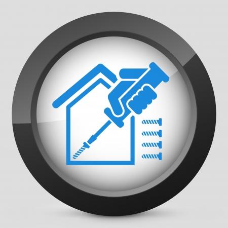 Home repair Stock Vector - 22785248