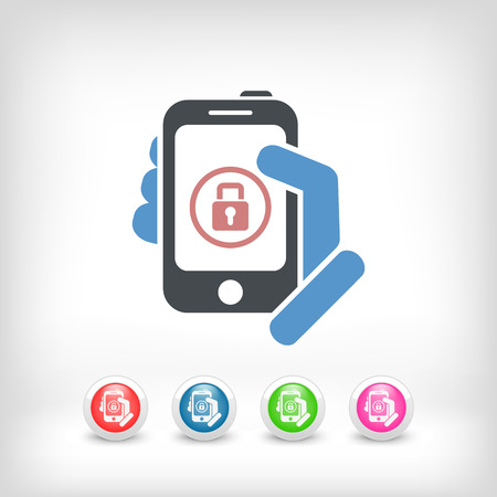 authenticate: Smartphone password