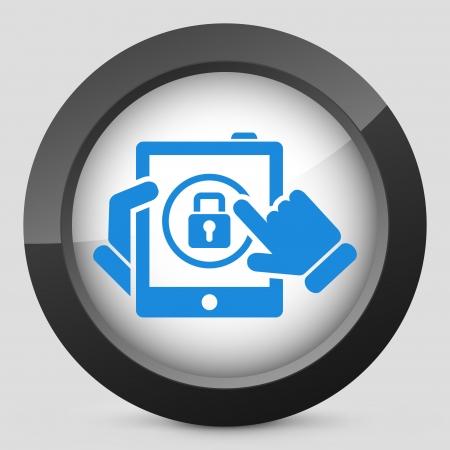 authenticate: Tablet password