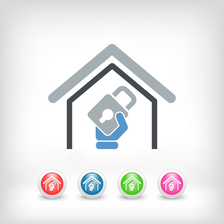 House defense Illustration